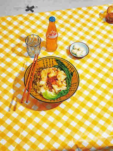 Kinamat varje dag, Jonas Cramby