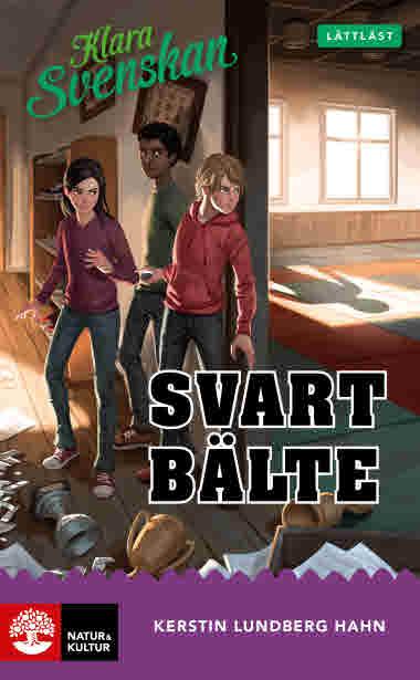 Klara Svenskan Svart Bälte Lättläst