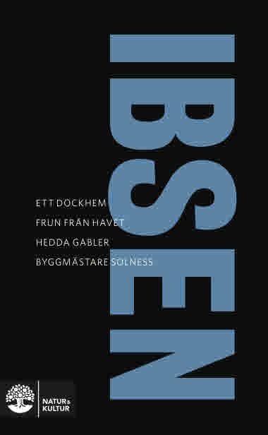 Fyra pjäser av Henrik Ibsen