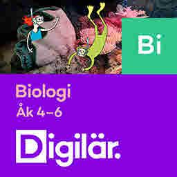 Digilär Biologi för årskurs 4-6