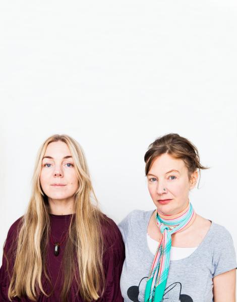 Fia-Stina Sandlund, Josefine Adolfsson