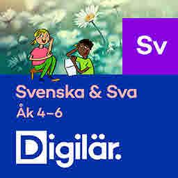 Digilär Svenska & Sva för årskurs 4-6