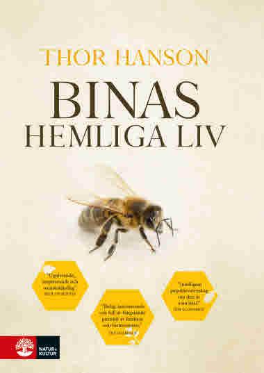 Binas hemliga liv av Thor Hanson jpg