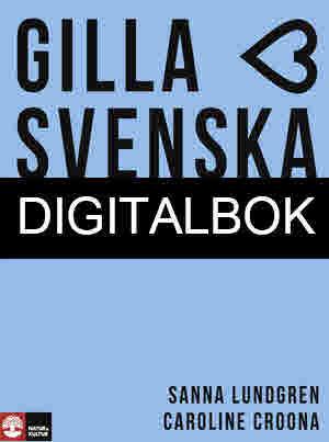 Gilla Svenska C Digitalbok