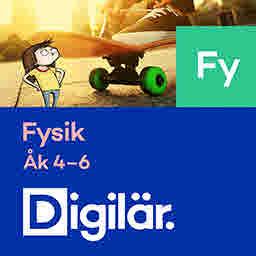 Digilär Fysik för årskurs 4-6