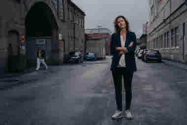 Lina Gustafsson Foto: Viktor Gårdsäter