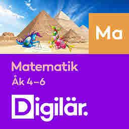 Digilär Matematik för årskurs 4-6