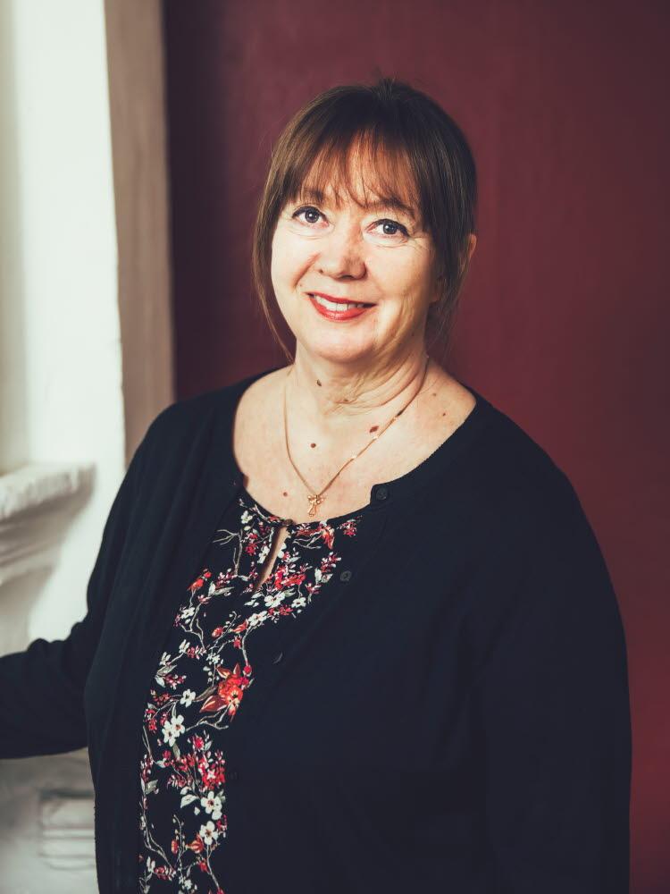 Katarina von Bredow. Foto Rickard L. Eriksson
