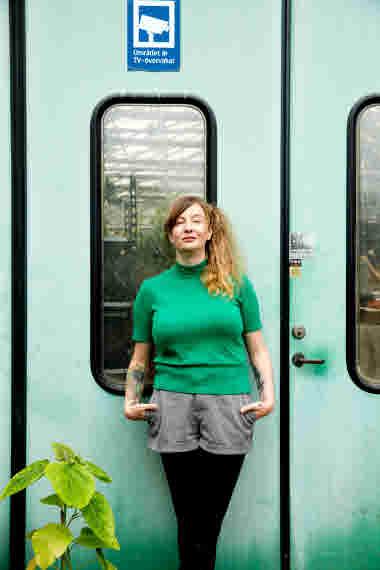 Josefine Adolfsson. Rippad. Foto: Miriam Preis