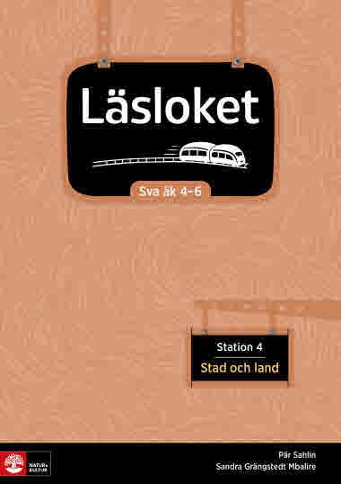 Läsloket åk 4-6 Station 5