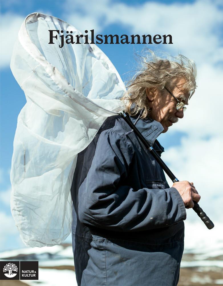 Fjärilsmannen av Clas Källander, Bobo Olsson och Peder Edvinsson jpg