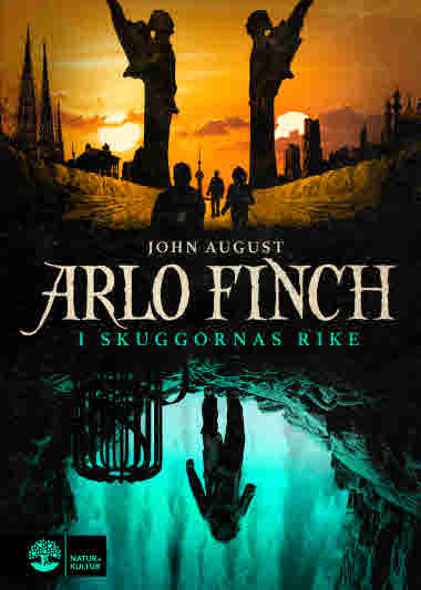 Arlo Finch i Skuggornas rike av John August