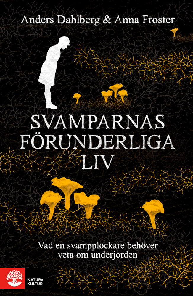 Svamparnas förunderliga liv av Anders Dahlberg och Anna Froster jpg