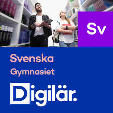Digilär Svenska & Sva Gymnasiet