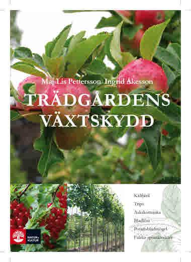 Trädgårdens växtskydd av Maj-Lis Pettersson och Ingrid Åkesson jpg