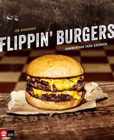 Flippin' burgers av Jon Widegren jpg
