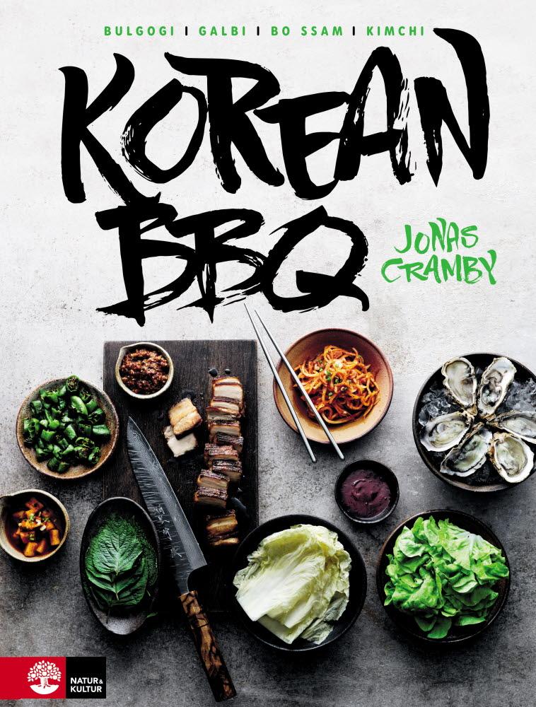 Koreansk BBQ av Jonas Cramby