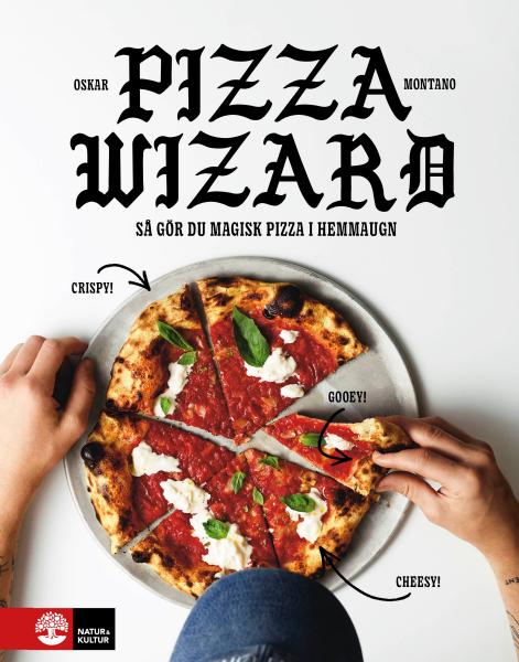 Pizza wizard av Oskar Montano