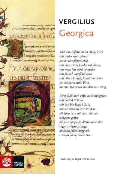 Georgica av Vergilius