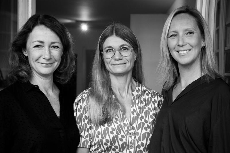 Sofia Bidö, Moa Mannheimer, Poa Samuelberg
