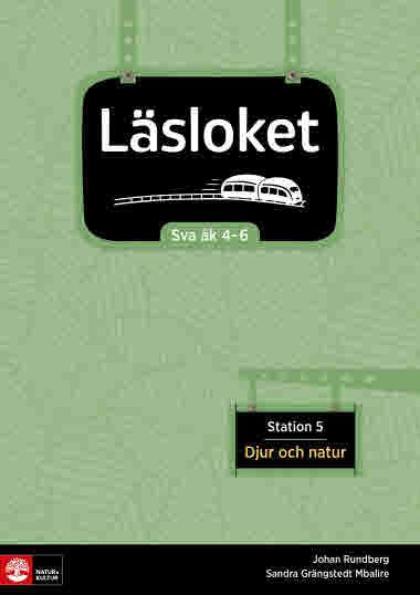 Läsloket åk 4-6 Station 4