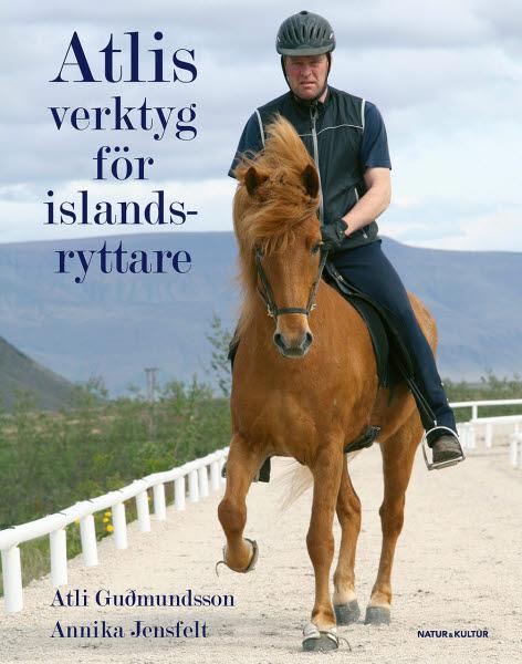 Atlis verktyg för islandsryttare av Atli Gudmundsson och Annika Jensfelt jpg