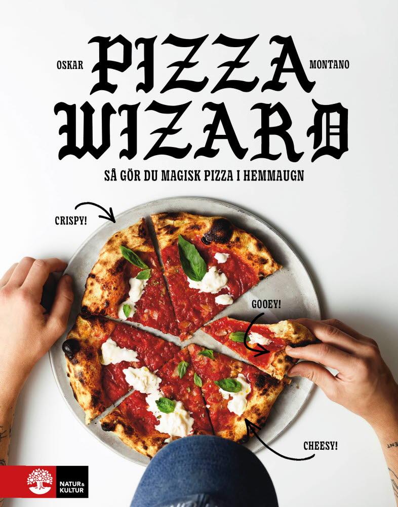 Pizza wizard av Oskar Montano jpg