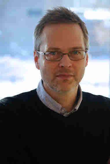 Jens Ljunggren foto: Johan Pilhblad, Centrum för idrottsforskning