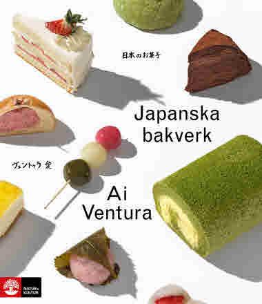 Japanska bakverk av Ai Ventura jpg