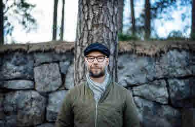Sven Olov Karlsson. Årsboken. Foto: Moa Karlberg