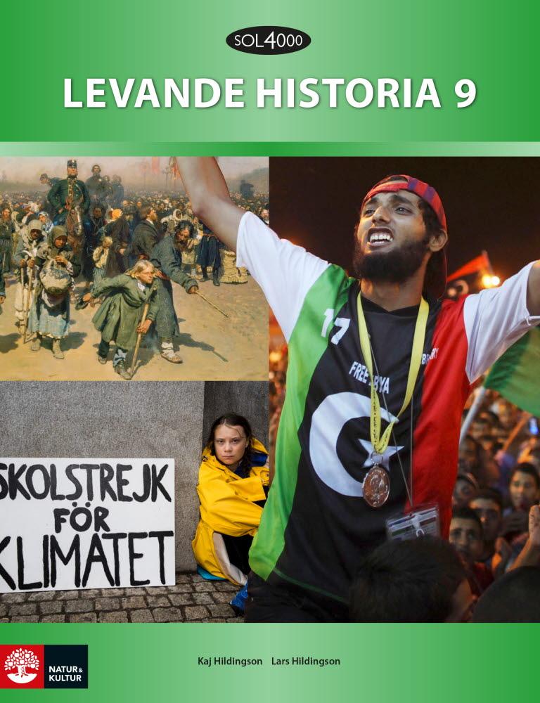 SOL 4000 Levande Historia 9
