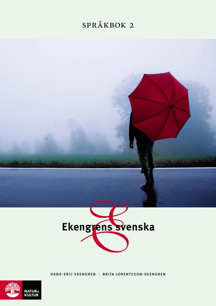 Ekengrens svenska 3:e upplagan  Språkbok2