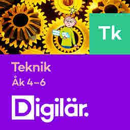 Digilär Teknik för årskurs 4-6