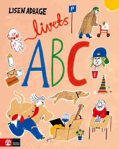 Livets ABC av Lisen Adbåge - 9789127156098
