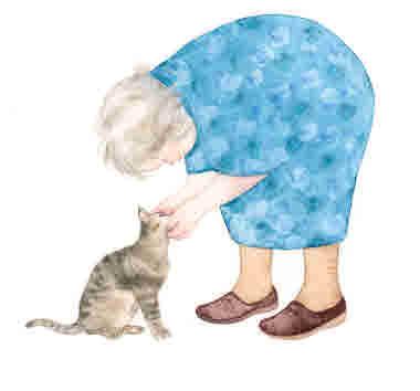 Dam och katt_illustration Ane Gustavsson.jpg