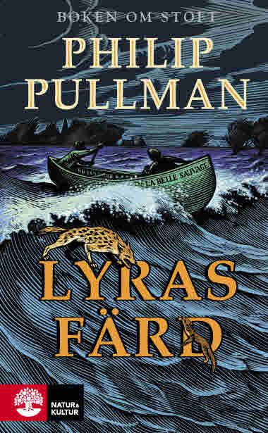 Lyras färd pocket Philip Pullman - 9789127165489