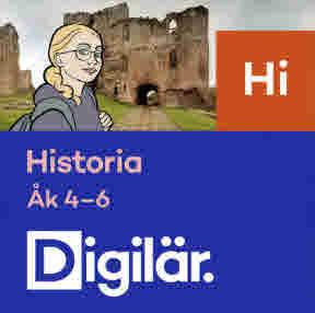 Digilär Historia för årskurs 4-6
