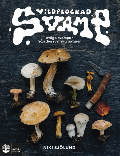 Vildplockad svamp av Niki Sjölund jpg