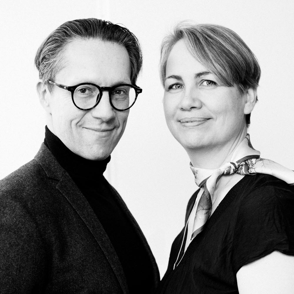 Giorgio Grossi och Kerstin Jeding.