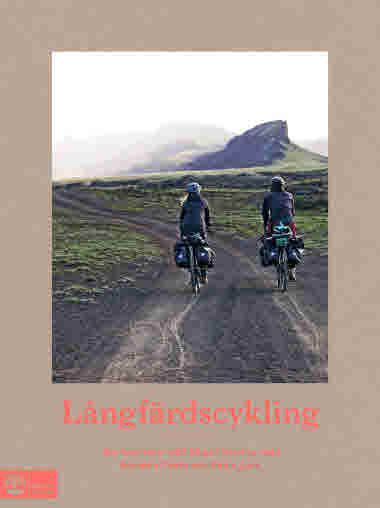 Långfärdscykling av Robin Lyne och Kornelia Thörn jpg