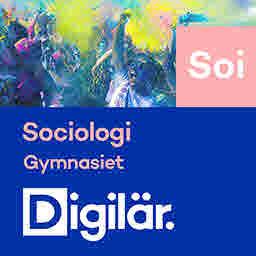 Digilär Sociologi för gymnasiet