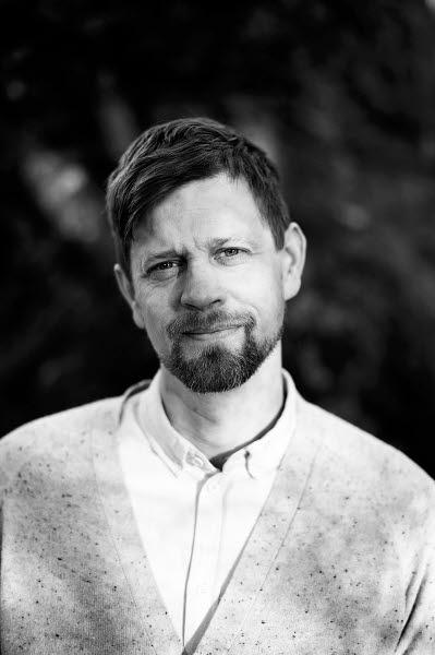Anders Holmer Foto: Päivi Hagström