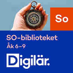 Digilär SO-biblioteket Åk 6-9